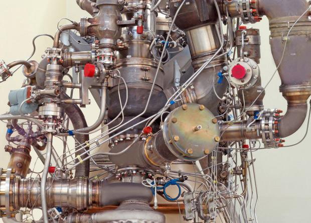 Завершилось эскизное проектирование российского метан-кислородного двигателя на 85 тонн