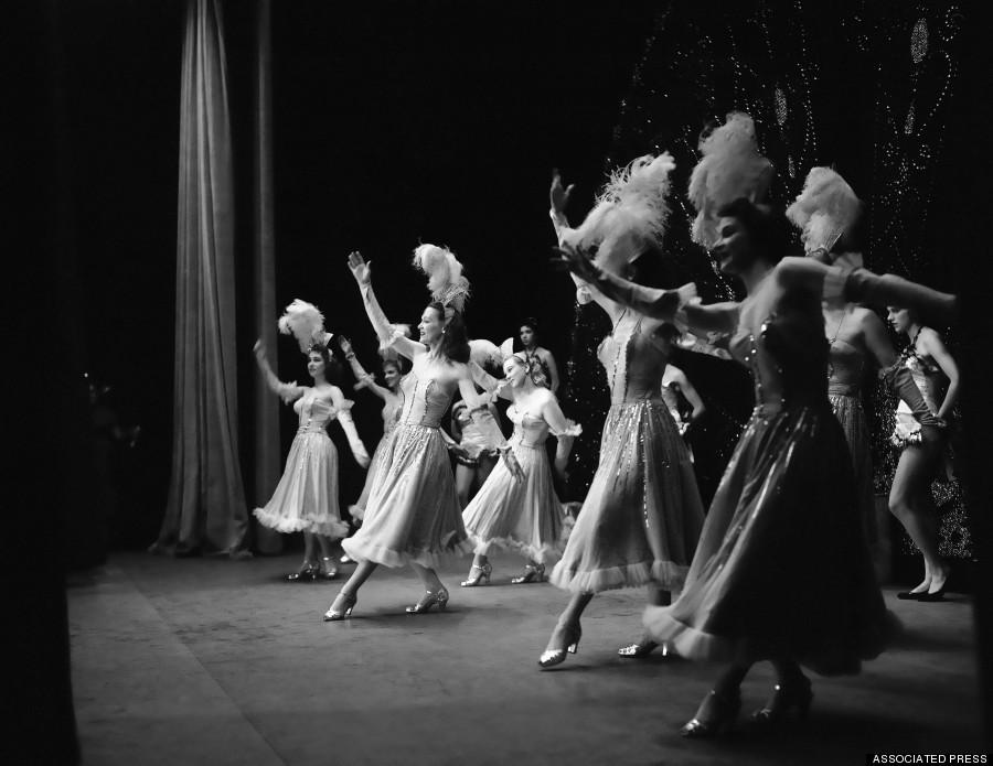 burlesque18 Краткая, но потрясающая история бурлеска в 1950 х годах