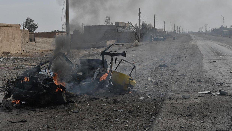 Сирия снова вспоминает об ИГ…
