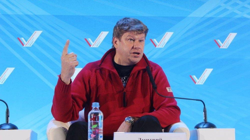 «Я не Джеймс Бонд, не знаю, кто заказчик»: Губерниев прокомментировал обвинения в адрес биатлонистов РФ