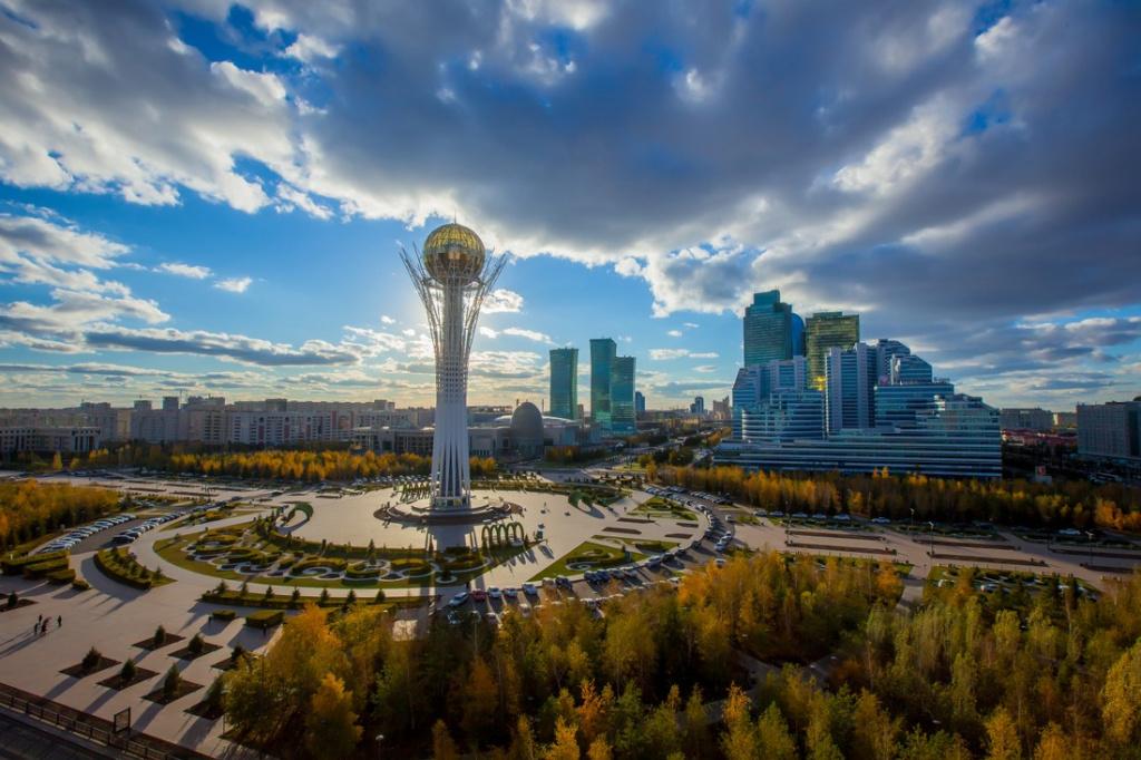 Что посмотреть туристам в Казахстане