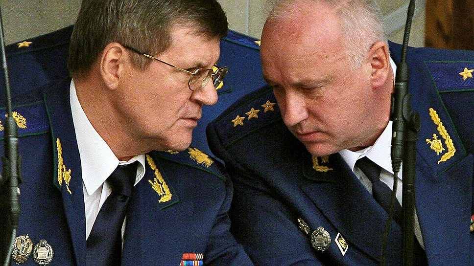 Путин повысил зарплаты Бастрыкину и Чайке