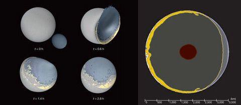 Учёные объяснили асимметричность облика Луны