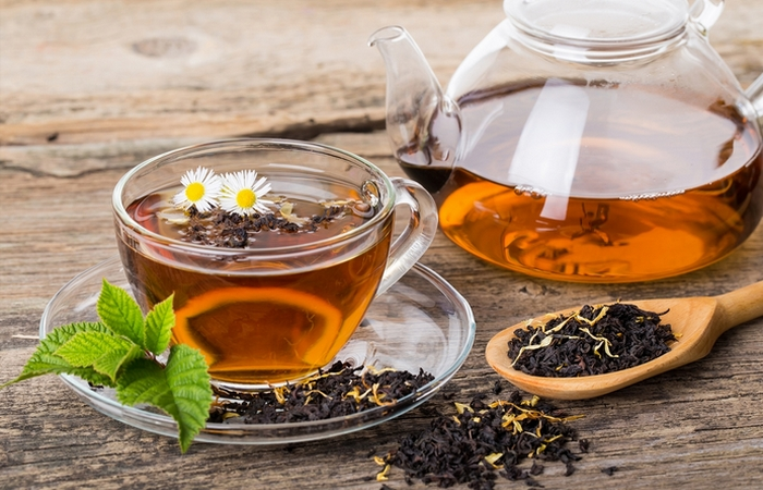 Польза черного чая: заряд энергии.