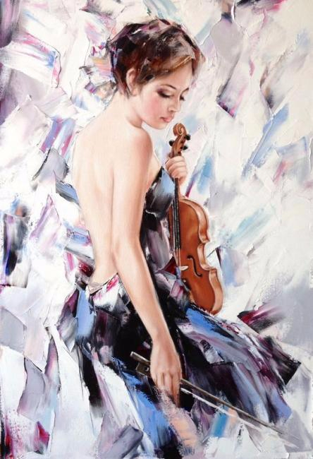Девушка со скрипкой (444x650, 242Kb)