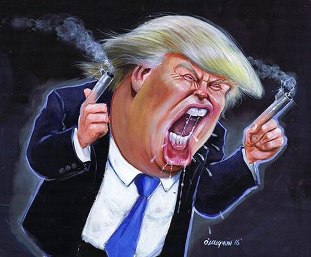 Александр Роджерс: Трамп стремится вывести США из НАТО