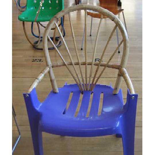 """""""Отремонтированый"""" стул"""