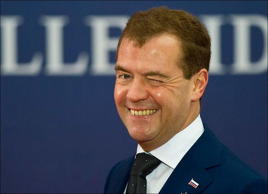 """""""В этом году выборов нет"""": Медведев ответил на вопрос о своём участии в выборах"""