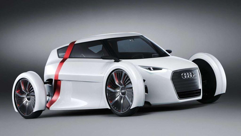 Фантастически красивые прототипы автомобилей