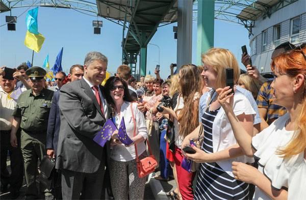 МИД Украины: Порошенко летит к Трампу