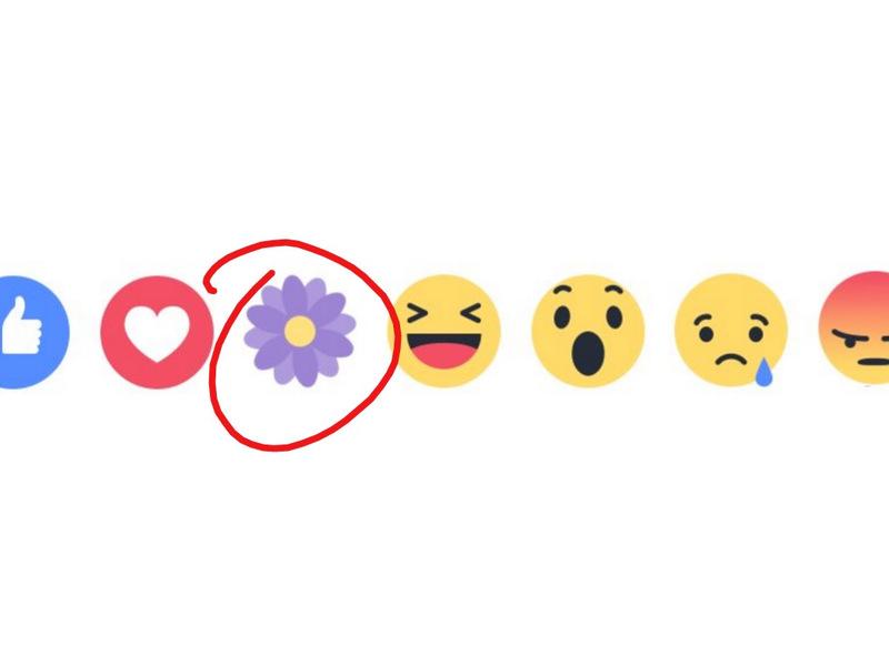 "Facebook тестирует новую ""реакцию"""
