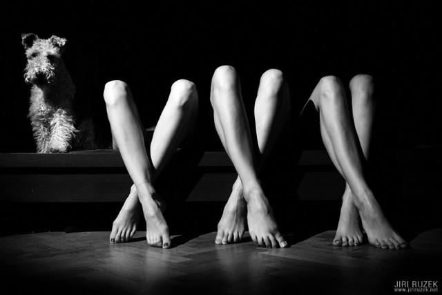 Художественная эротика Иржи Ружека: «Женщины живы и животны, красивы, но несовершенны»