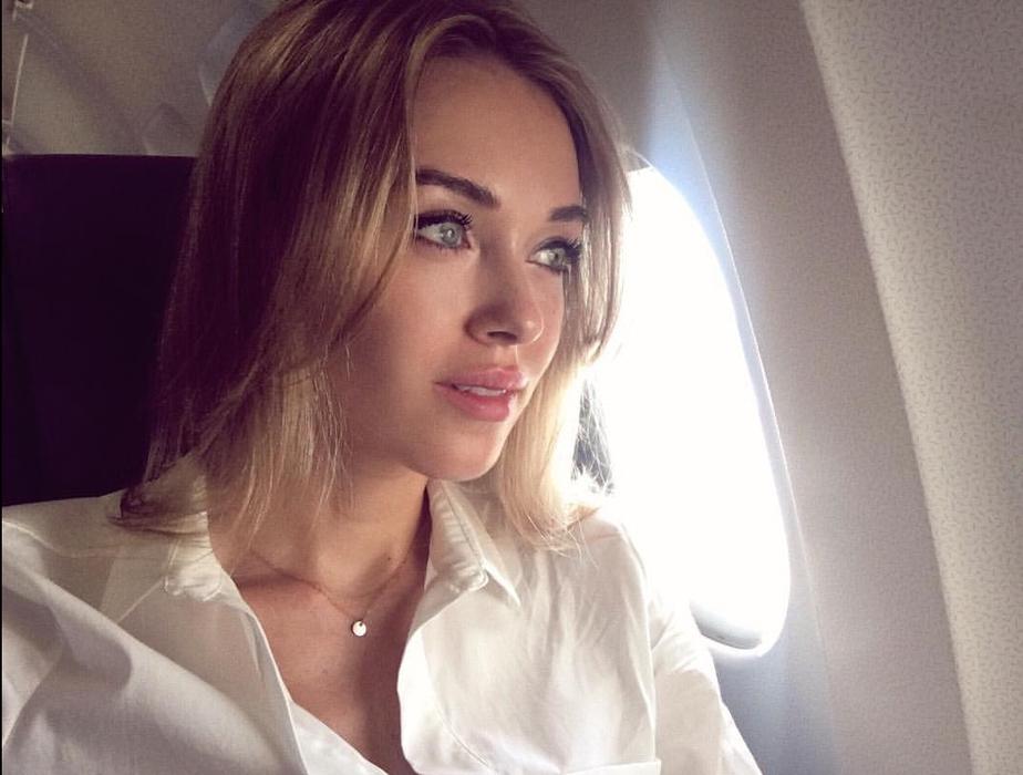 «Мисс мира» Ксения Сухинова …