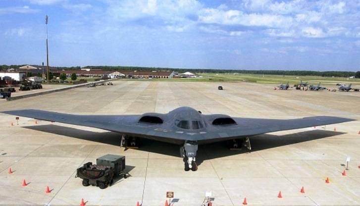 В США проведут модернизацию бомбардировщика B-2