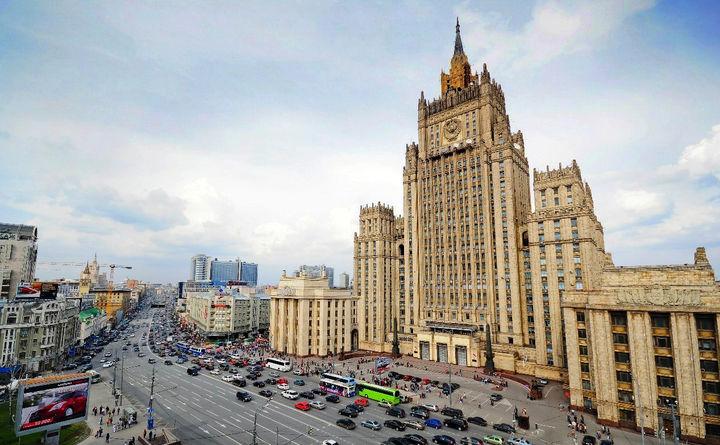 МИД РФ пригласил в Россию подвергшегося нападкам в сети украинского летчика