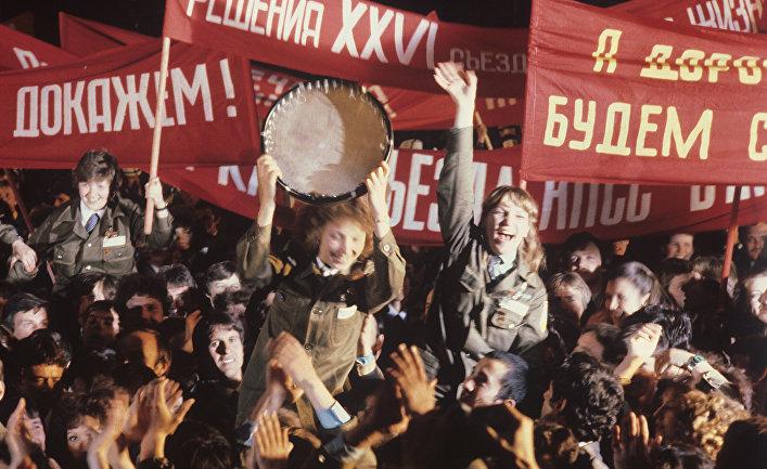 Коммунизм сделал Россию отсталой (Ar Raya, Катар)