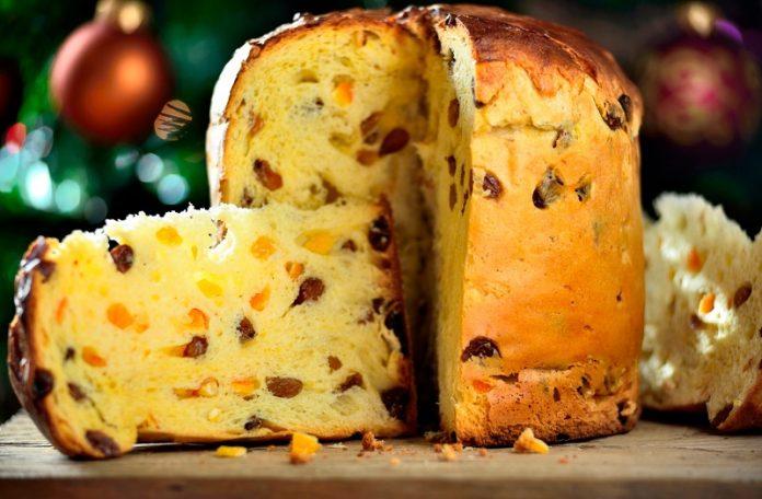 Итальянский кекс Панеттоне