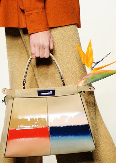 Модные тенденции осень-зима 2015-2016 — сумки от Balenciaga, Burberry, Chanel, Dior, Louis Vuitton, Dolce & Gabbana, Etro, Loewe и другие
