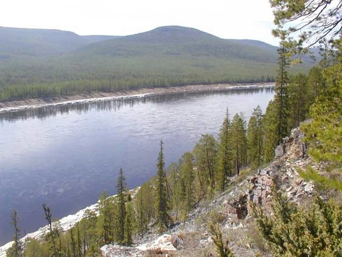 Как в СССР поворачивали реки