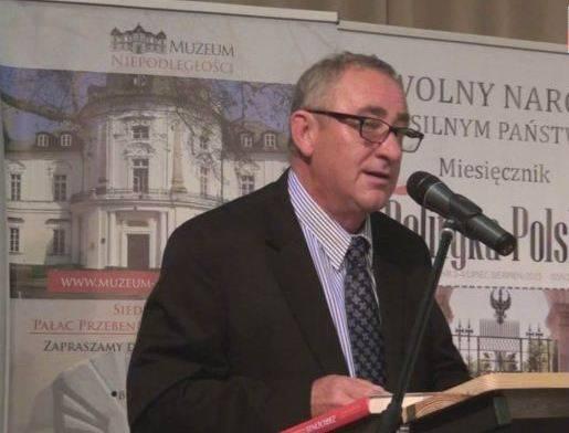 Польский историк Чеслав Партач: «однажды мы скажем, что Днепропетровск — часть Польши»