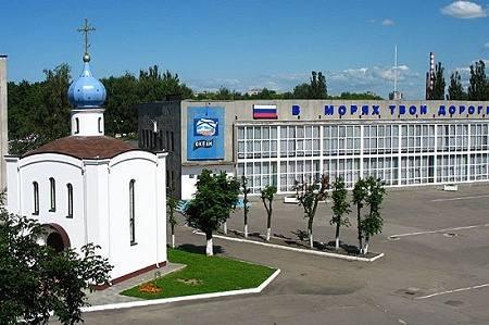 В Калининграде в филиале ВУНЦ ВМФ открыли сквер флотоводцев
