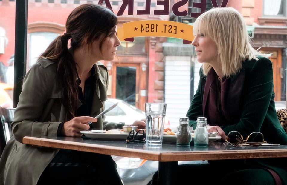 «8 подруг Оушена»: женский ответ шовинистическому Голливуду