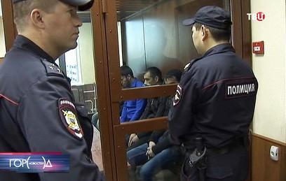 Суд в Москве огласит приговор фигурантам дела о драке на Хованском кладбище