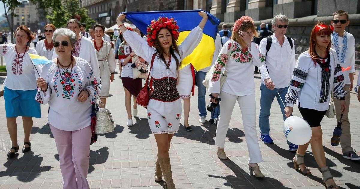 Украинцы могут вымереть