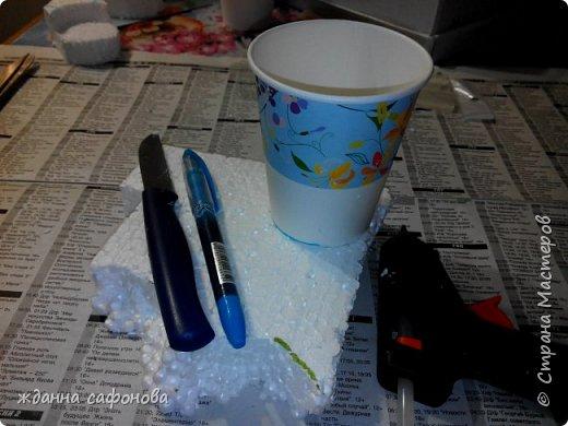 Мастер-класс Свит-дизайн Новый год Моделирование конструирование новогодние сапожки- подарки мастер класс Бусины Картон Клей Мех Пенопласт Продукты пищевые Стаканы фото 3