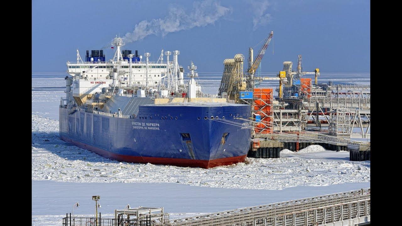 Россия освоила крупнотоннажное сжижение СПГ