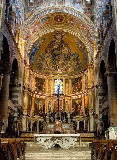 Италия. Город Пиза. История и достопримечательности