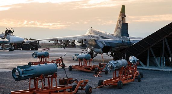 «Ручные террористы» вновь атаковали российскую базу Хмеймим