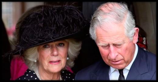 Как гром среди ясного неба: принц Чарльз и принцесса Камилла готовятся к разводу