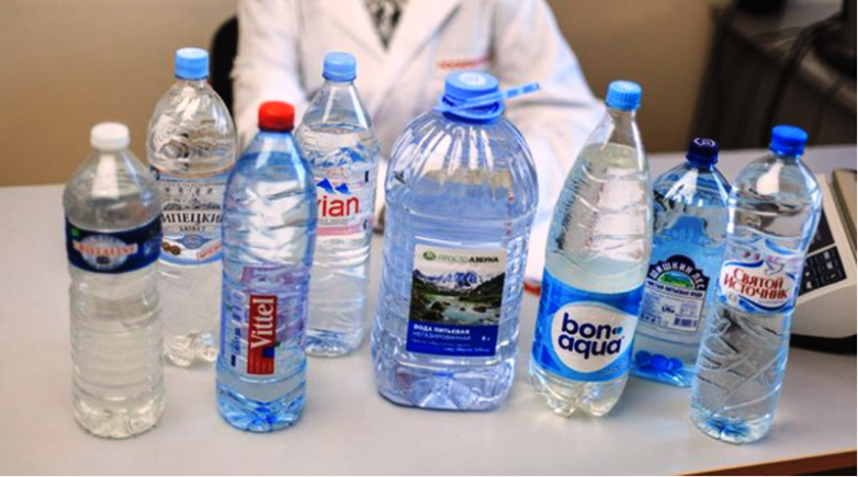 Питьевая вода многих известных производителей — опасна для здоровья