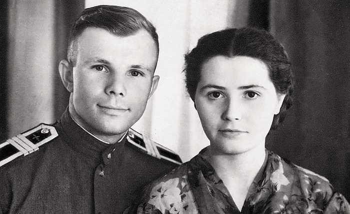 Юрий и Валентина Гагарины: в…
