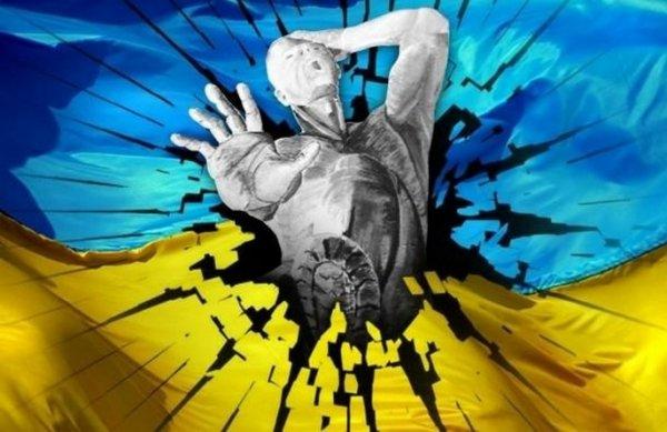 Украина гниёт заживо