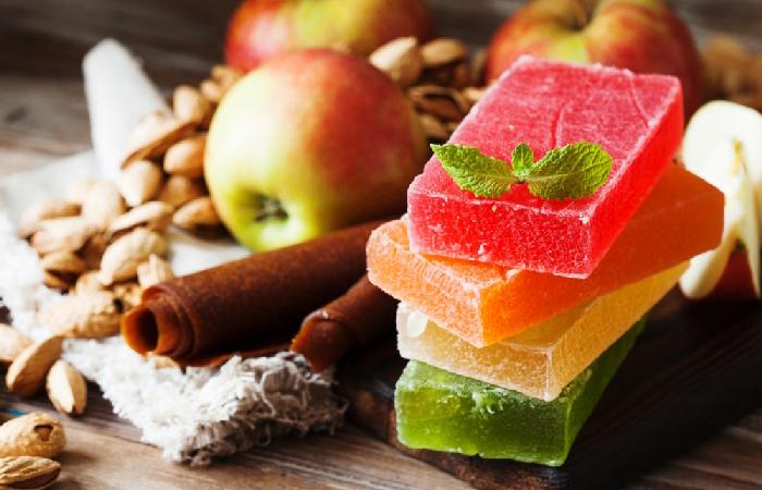 Яблочный мармелад.   Фото: google.ru.