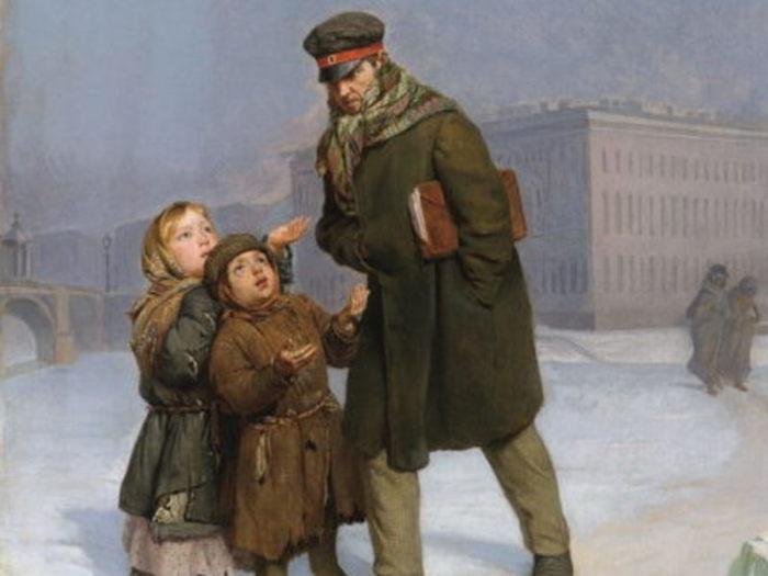 Сироты на Руси: Какие тяготы выпадали на долю беспризорников, и как о них заботились