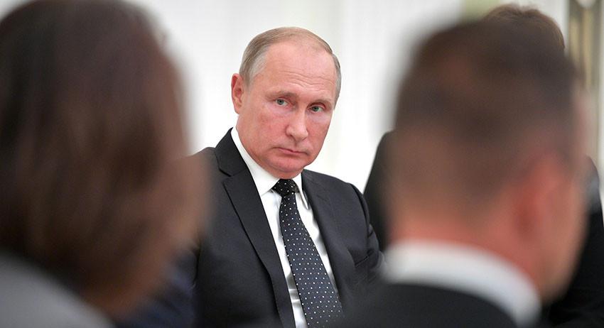 Путин назвал гибель Ил-20 сл…