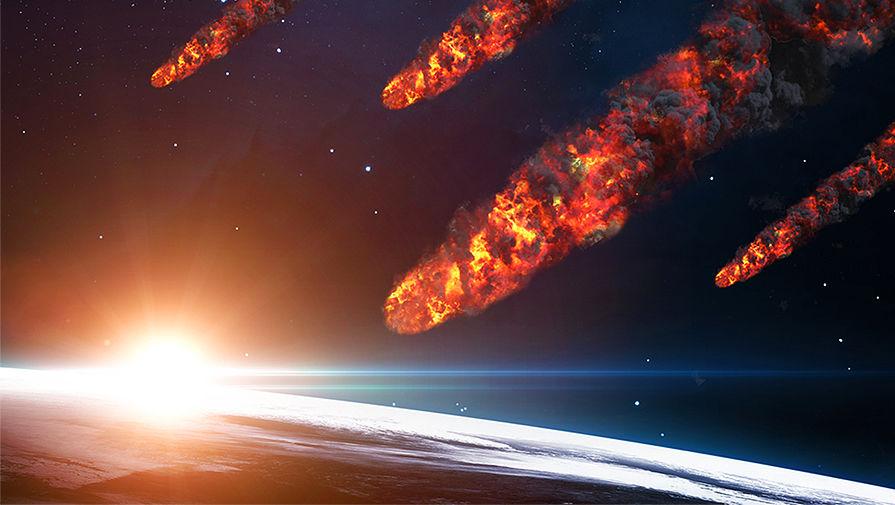 Метеориты в эволюции не виноваты