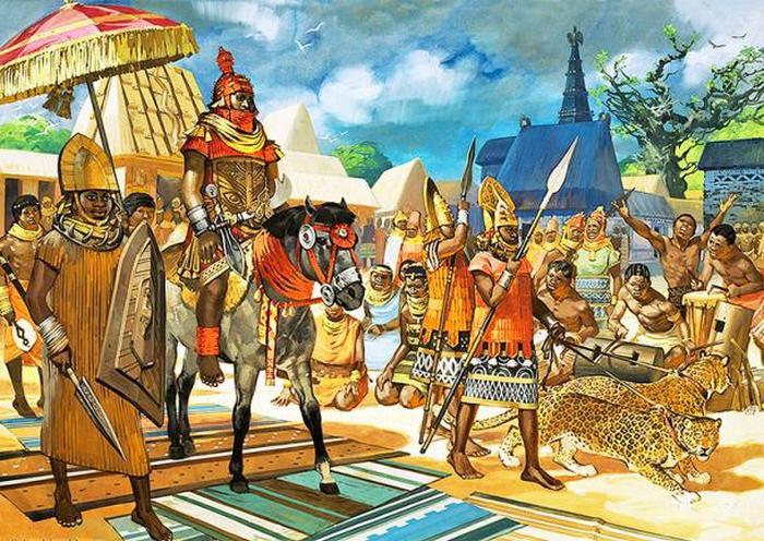 Правители великой Мономотапы.