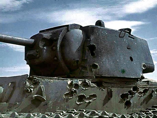 Как семь красноармейцев остановили атаку 75 фашистских танков