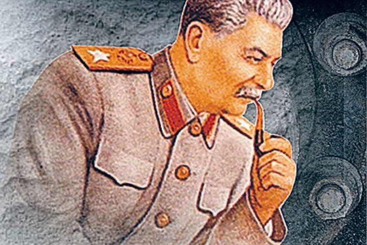 Сталин умел пошутить...