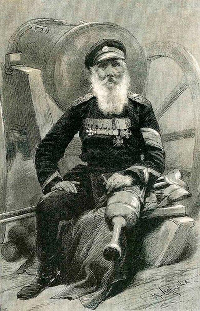 Русский солдат трёх императо…