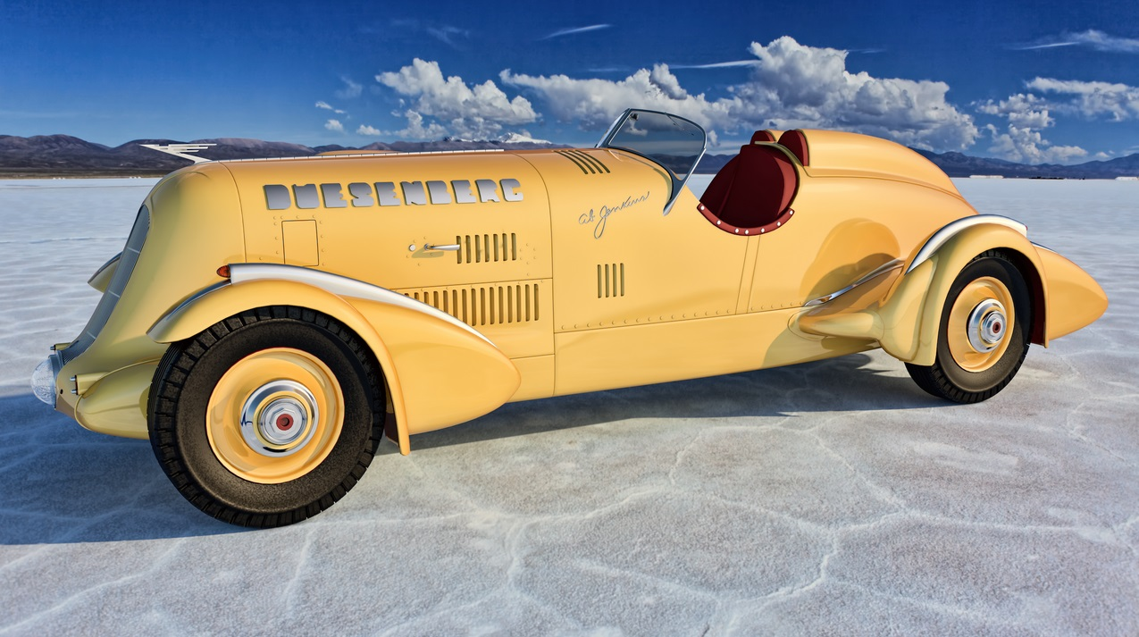 Самые красивые автомобили: Duesenberg