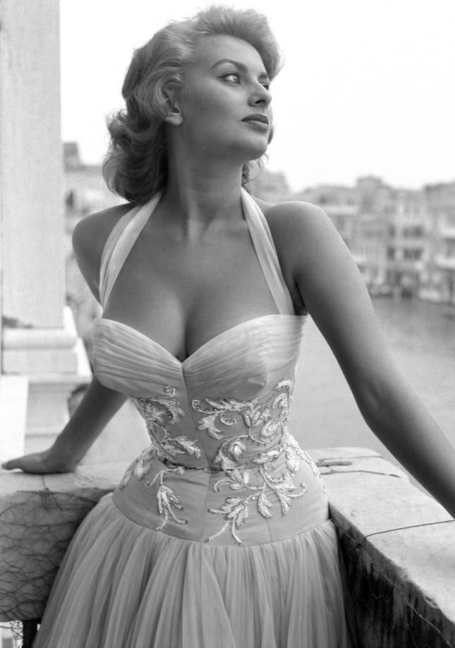 Софи Лорен — самая красивая …