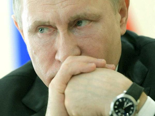 В Киеве признали, что Путин «дождался своего часа» в вопросе с Украиной