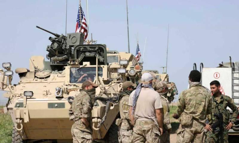 Тайны сирийской войны: американский фактор