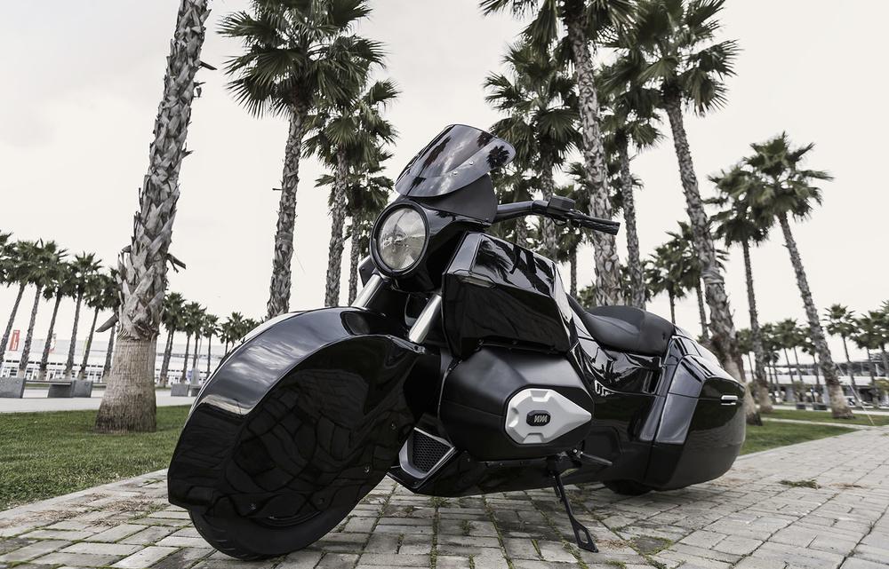В России выпустят народную версию нового мотоцикла «Иж»