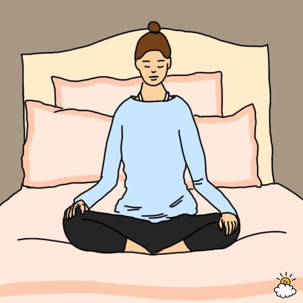 10 лёгких упражнений для хорошего сна